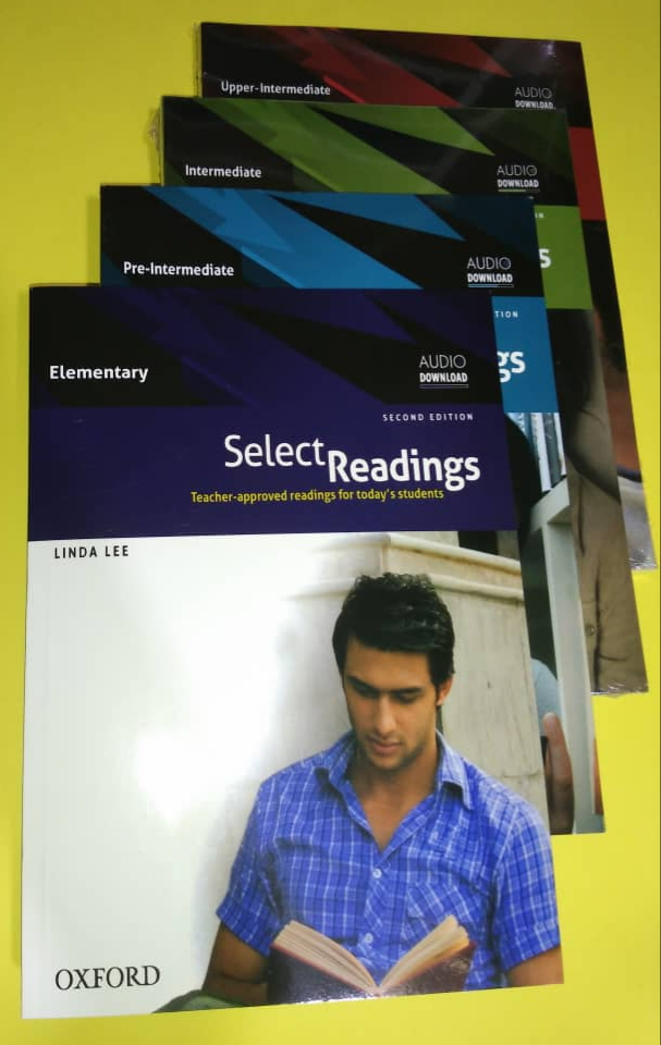 کتاب Select Readings